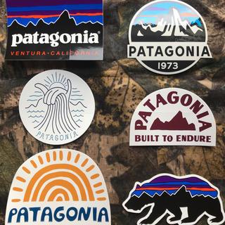 patagonia - ★超特価★新品未使用 パタゴニア 定番〜新作ステッカー 6枚セット