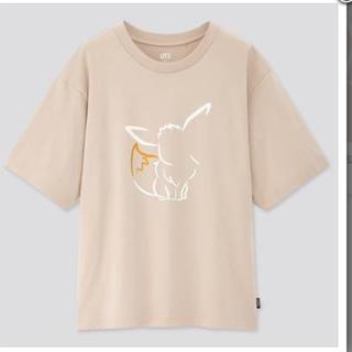 ユニクロ(UNIQLO)のポケモン ユニクロ Tシャツ レディースMサイズ(Tシャツ(半袖/袖なし))