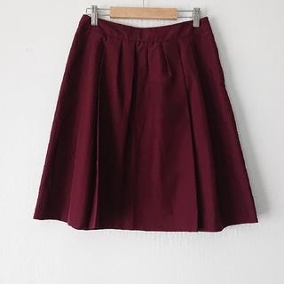インデックス(INDEX)のindex スカート (ひざ丈スカート)