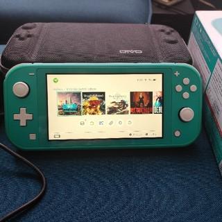 Nintendo Switch - switch lite スウィッチ ライト HDH-001