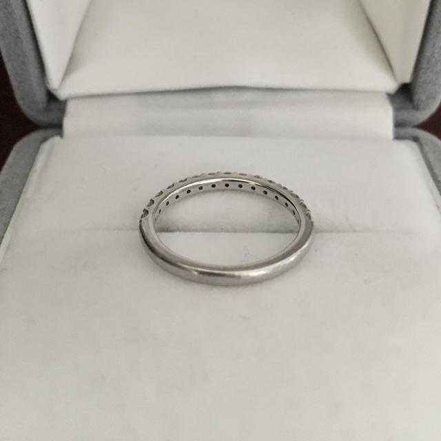 4℃(ヨンドシー)の4℃ ダイヤモンド エタニティ リング Pt950 2.5g レディースのアクセサリー(リング(指輪))の商品写真