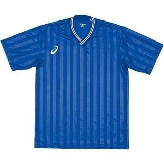 asics - 新品アシックス サッカー フットサル ゲームシャツ Mサイズ