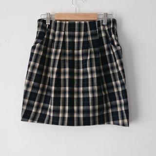 ページボーイ(PAGEBOY)のページボーイ チェックスカート(ひざ丈スカート)