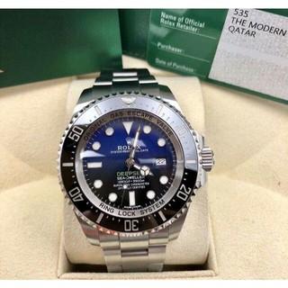 インターナショナルウォッチカンパニー(IWC)のシードゥエラー ディープシー Dブルーメンズ 腕時計(腕時計(アナログ))