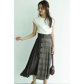 ジャスグリッティー(JUSGLITTY)の美品 JUSGLITTY 3wayスカート(ひざ丈スカート)