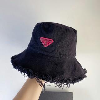プラダ(PRADA)のプラダ ハット デニム帽子(ハット)
