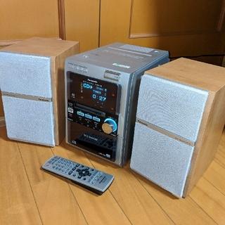 🌟全動作OK🌟パナソニック CDMDカセットコンポ SA-PM710SD