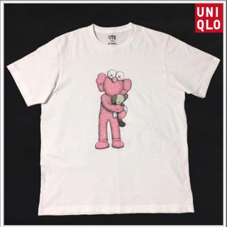 UNIQLO - 大人気⭐️送料込み ユニクロ KAWS Tシャツ ホワイト