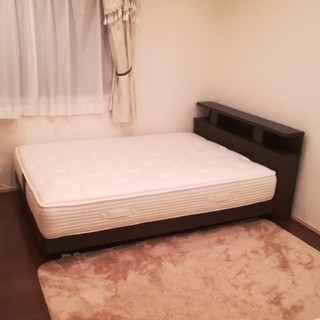 dream bed ダブルベッド TENCEL マットレス セット(ダブルベッド)