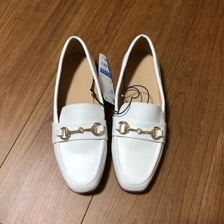 ジーユー(GU)のビットローファー S(ローファー/革靴)