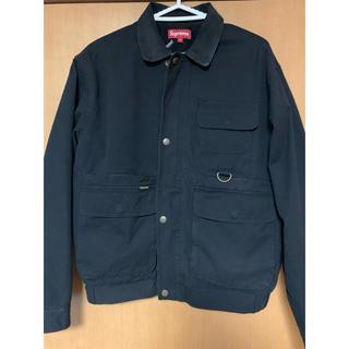 シュプリーム(Supreme)のsupreme field jacket(ミリタリージャケット)