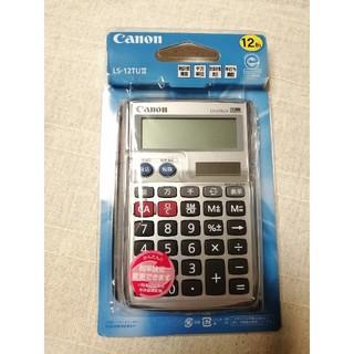 Canon - Canon  電卓 LS-12TU Ⅱ