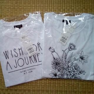 COMME CA ISM - タグ付きコムサイズム  Tシャツ 2枚セット