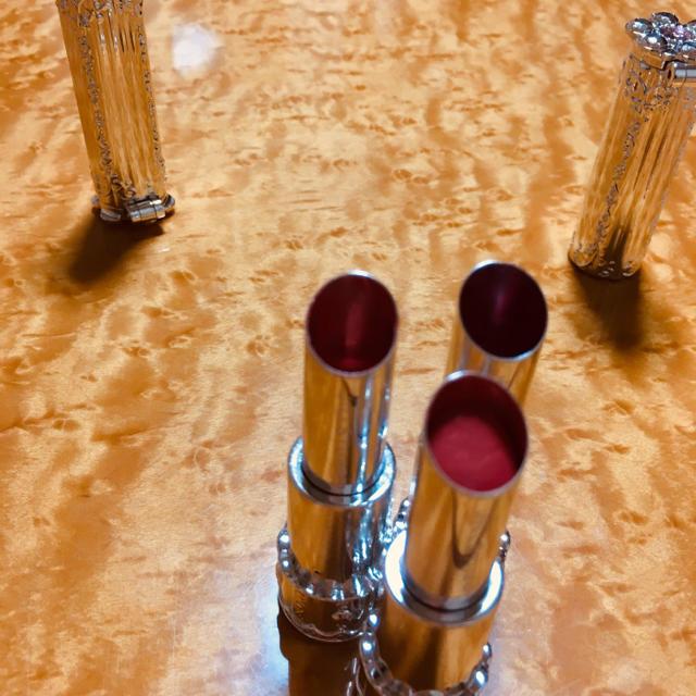 JILLSTUART(ジルスチュアート)のジルスチュアート リップ 3本セット コスメ/美容のベースメイク/化粧品(口紅)の商品写真