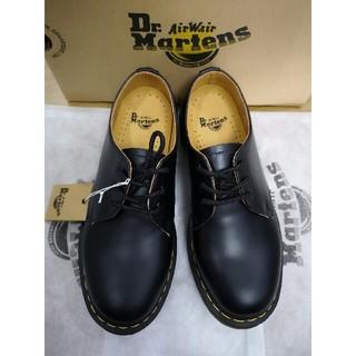 ドクターマーチン(Dr.Martens)のUK7 ドクターマーチン Dr.martens 靴 1461 3ホール 極美品(ドレス/ビジネス)