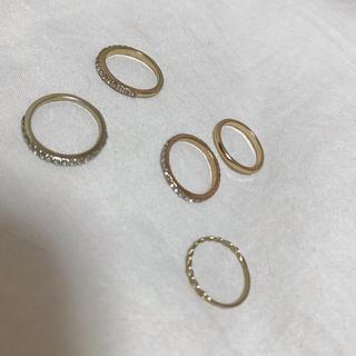 フォーエバートゥエンティーワン(FOREVER 21)のforever21 指輪(リング(指輪))