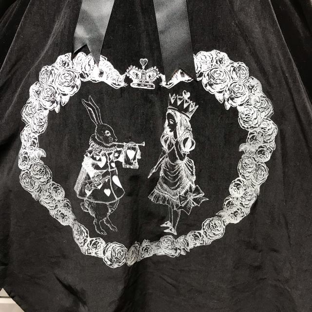 Angelic Pretty(アンジェリックプリティー)のビスクドール アリス柄ワンピース2 新品 レディースのワンピース(ひざ丈ワンピース)の商品写真