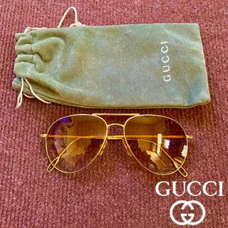 Gucci - グッチ ヴィンテージ サングラス
