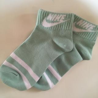 ナイキ(NIKE)のソックス 靴下 20-22(靴下/タイツ)