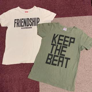 オイル(OIL)のOIL CLOTHING SERVICE  半袖Tシャツ2枚セット(Tシャツ/カットソー)