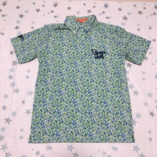ビームス(BEAMS)の20014♡ビームスゴルフ ポロシャツ ゴルフウエア 父の日 グリーン(ウエア)