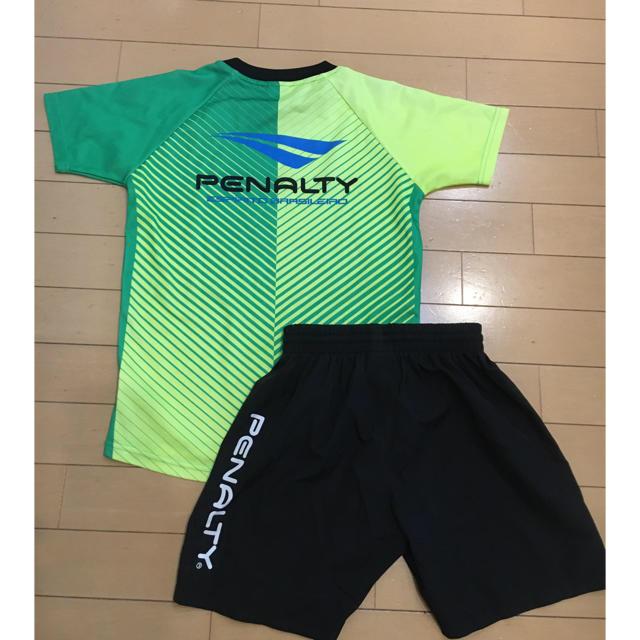 PENALTY(ペナルティ)のぇりんごさん専用 スポーツ/アウトドアのサッカー/フットサル(ウェア)の商品写真