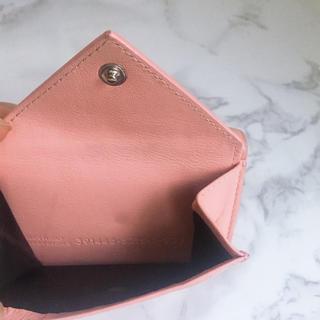 バレンシアガ(Balenciaga)のBALENCIAGA バレンシアガ 三つ折財布 ミニペーパーウォレット(財布)