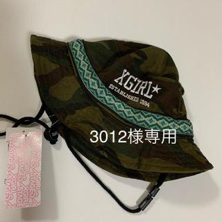 エックスガールステージス(X-girl Stages)のKAVU   X-girlコラボ サイズS(53センチ)(帽子)
