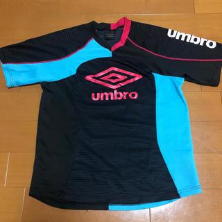 アンブロ(UMBRO)のumbro プラクティスシャツ S(ウェア)