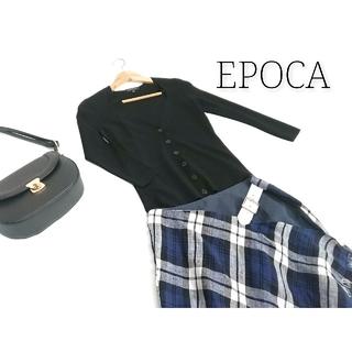 エポカ(EPOCA)のEPOCA エポカ アンサンブル ブラック レディース(アンサンブル)