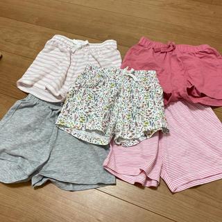 NEXT - 5枚まとめ売り next  女の子 100 短パン 夏服