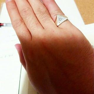 ティファニー(Tiffany & Co.)のFIXER  イルミナティリング  6号(リング(指輪))