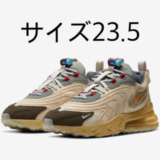 ナイキ(NIKE)のNIKE Travis Scott 23.5cm Air Max 270(スニーカー)