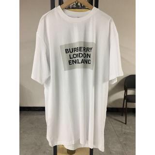 バーバリー(BURBERRY)のBURBERRY  ロゴTシャツ M(Tシャツ/カットソー(半袖/袖なし))