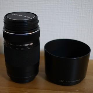 オリンパス(OLYMPUS)のM.ZUIKO DIGITAL ED 75-300mm F4.8-6.8 ll (レンズ(ズーム))