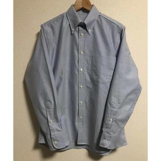 INDIVIDUALIZED SHIRTS - インディビジュアライズドシャツ ボタンダウンシャツ 長袖シャツ 14 2/1