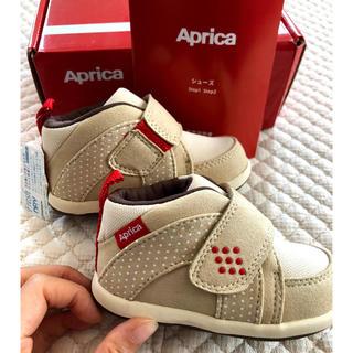 アップリカ(Aprica)の【新品未使用】アップリカ Aprica ファーストシューズ 13cm(スニーカー)