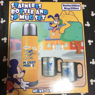 ディズニー(Disney)の新品・未使用◆Disney★★★水筒and マグカップ  セット★★★(水筒)