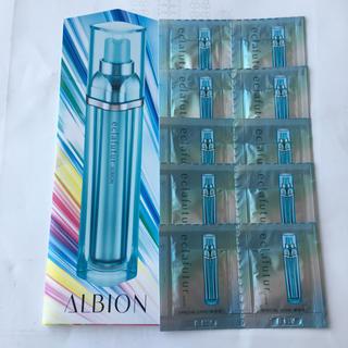 ALBION - アルビオン エクラフチュール d   サンプル10包