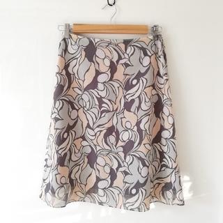 デプレ(DES PRES)のデプレ 台形スカート(ひざ丈スカート)
