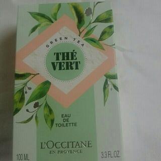 L'OCCITANE - #L'OCCITANE グリーンティオードトワレ