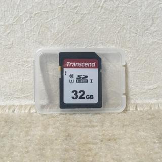 トランセンド(Transcend)の【エリー様専用】Transcend SDカード 32GB(PC周辺機器)