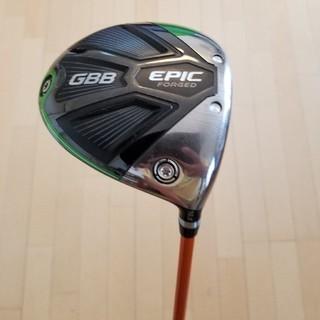 キャロウェイゴルフ(Callaway Golf)のCallaway GBB EPIC FORGED DI-7S 1W キャロウェイ(クラブ)