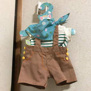 ジェラトーニ(ジェラトーニ)のジェラトー二の服(キャラクターグッズ)