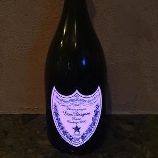 【から瓶】ドンペリ ロゼ ピンク 2000ビンテージ ルミナス 単四電池タイプ(シャンパン/スパークリングワイン)