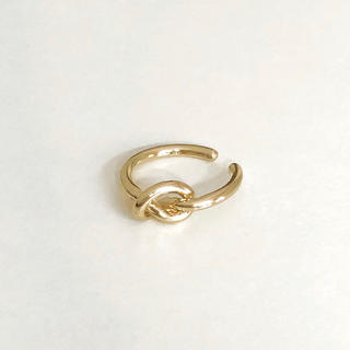TODAYFUL - simple ring ゴールド
