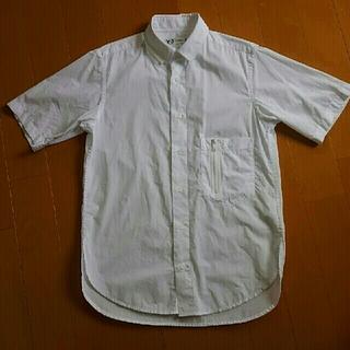 ワイスリー(Y-3)のY-3 ワイスリー ジップデザインシャツ XS 半袖シャツ(シャツ)