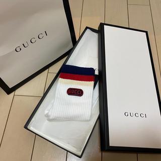 グッチ(Gucci)の【値下げ】GUCCI 靴下(ソックス)