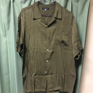 アーバンリサーチ(URBAN RESEARCH)のオープンカラーシャツ 半袖(シャツ)