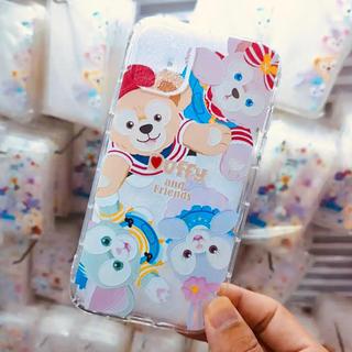 Disney - ディズニー ダッフィー&フレンズ iPhoneX/XS/XR/11/11pro
